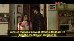 Junglee Picture's newest offering, 'Badhaai Ho' hits the theatres on October 18