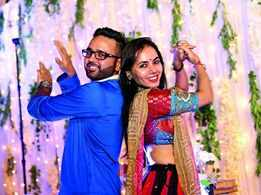 We play garba together, even if it's for a day: Parthiv and Avni Patel