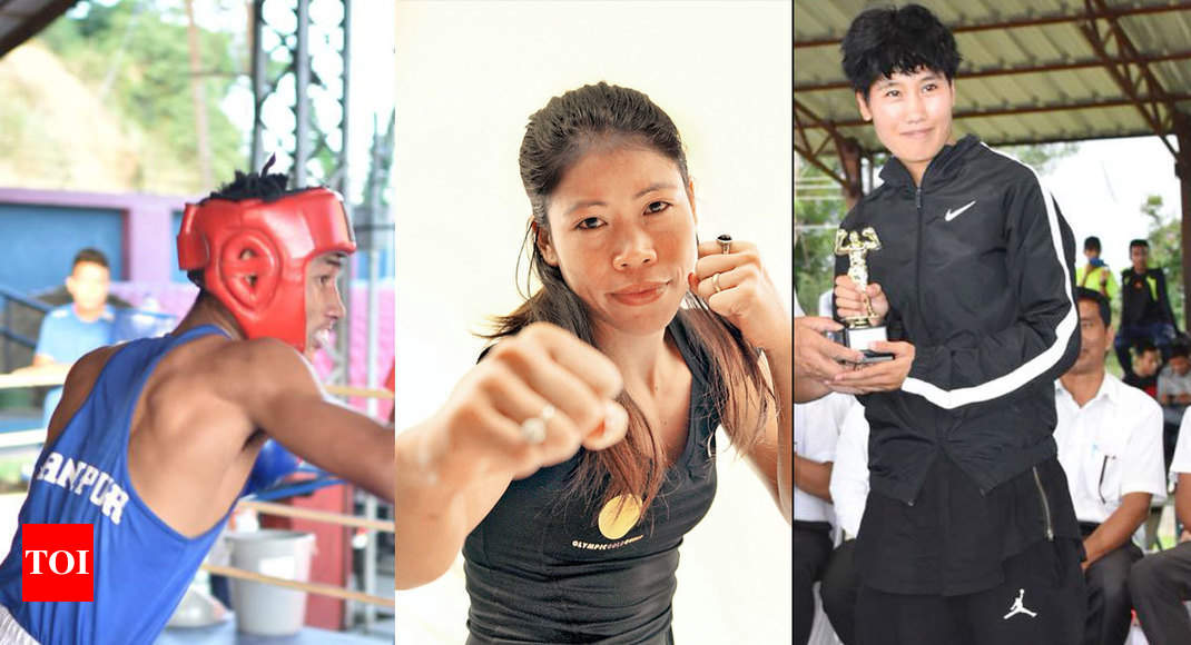 EXCLUSIVE: Meet boxing star Mary Kom's two 'secret superstars' - Times of India thumbnail