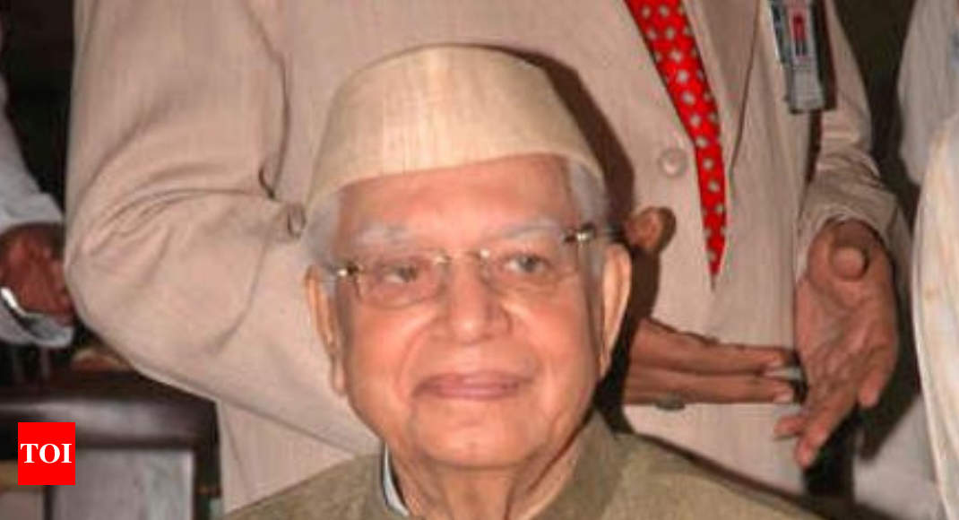 Former UP, Uttarakhand CM ND Tiwari passes away at Delhi hospital - Times of India thumbnail