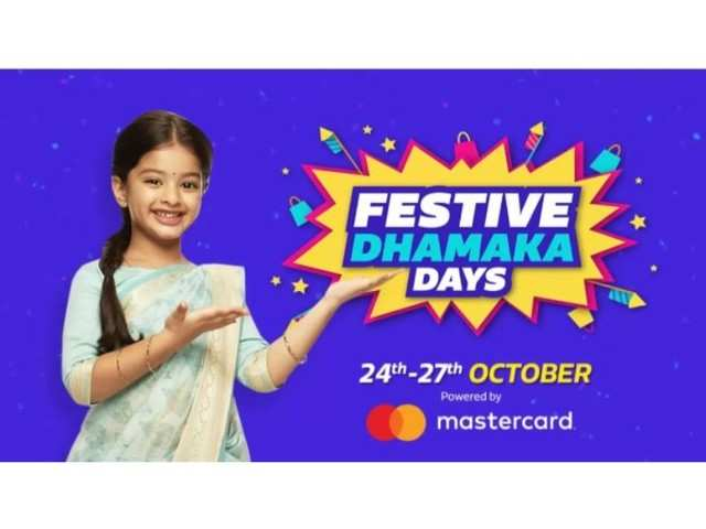 Flipkart Festive Dhamaka Days announced: Up to 80% discount on electronics, accessories and more