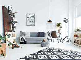 Give your home a monochrome finish