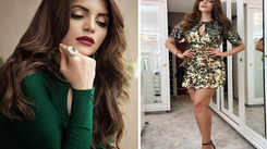 Shama Sikander shares her #MeToo story:  When I was 14 a director put his hand on my thigh