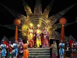 Ujjain's Ramleela artists enthral Bhopal's audience