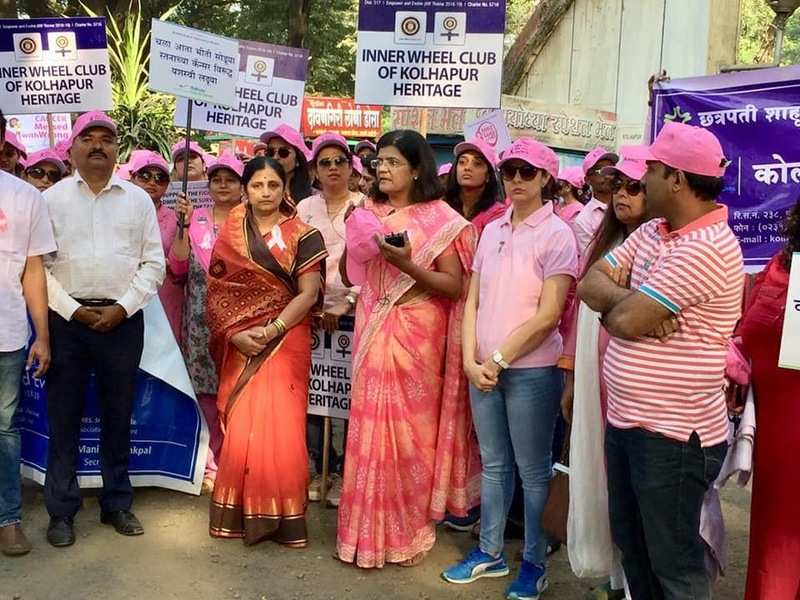 Awareness rally for Kolhapurkars