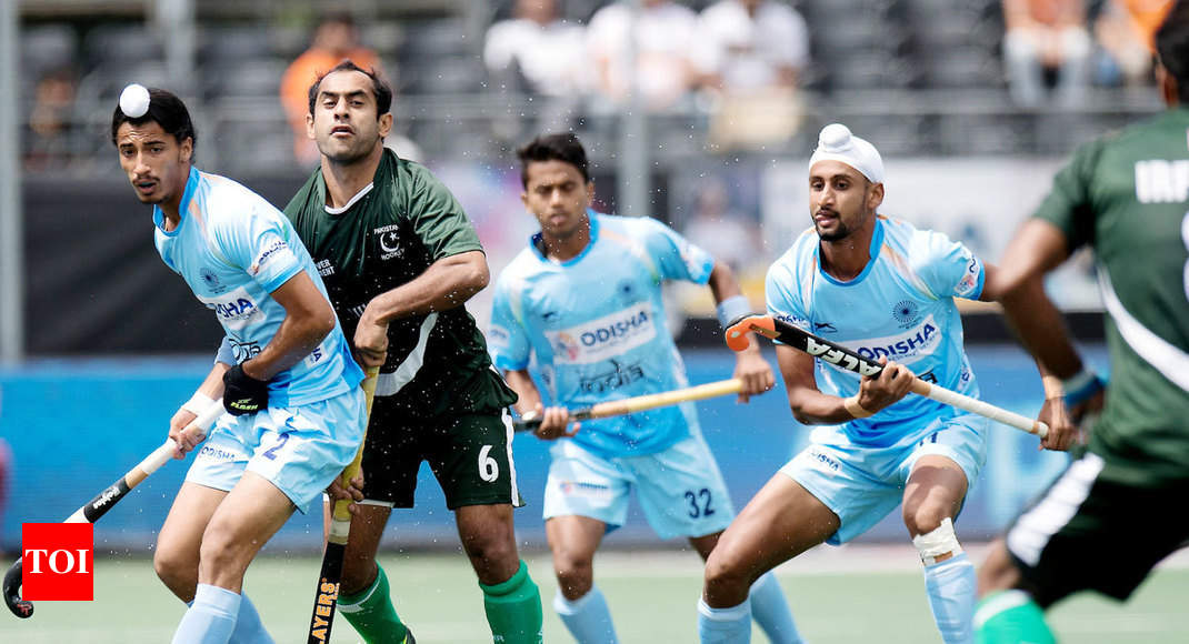 India vs Pakistan: The mega hockey rivalry celebrates its 175th match today  | Hockey News - Times of India