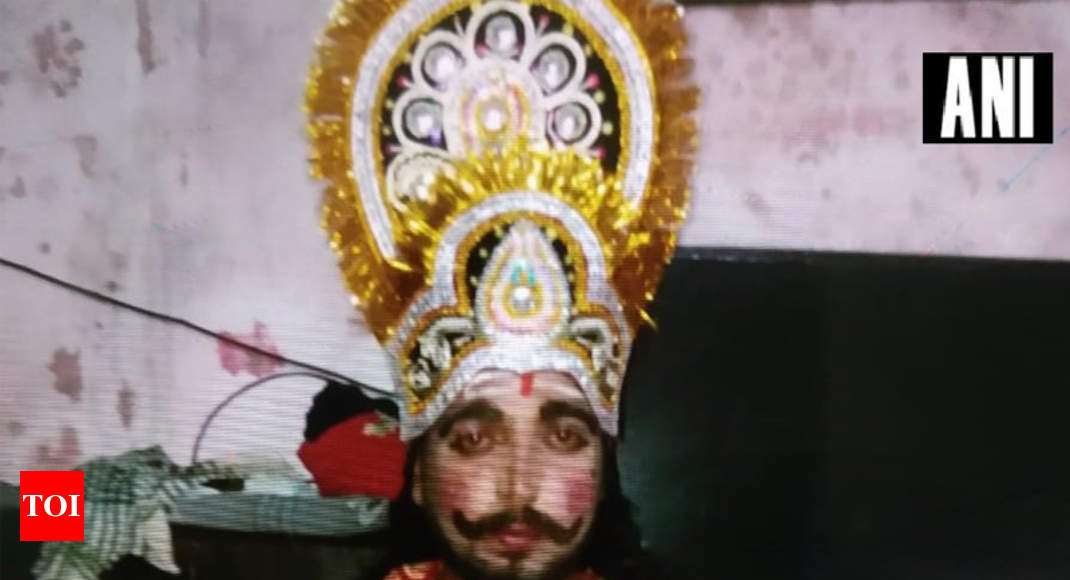 Man who essayed character of Ravana among killed in Amritsar train ...