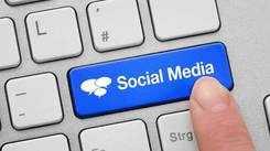Health benefits of social media