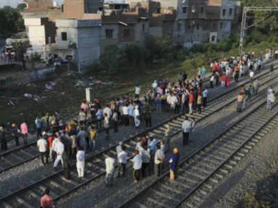 Amritsar: 61 dead in Amritsar train tragedy: Top