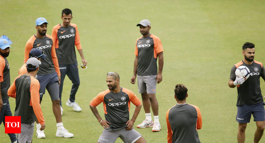 8d19bc7d3332 India vs West Indies 1st ODI Preview  India look to solve middle-order  puzzle as World Cup countdown begins