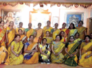 Ladies organised Navratri cultural festival in the city