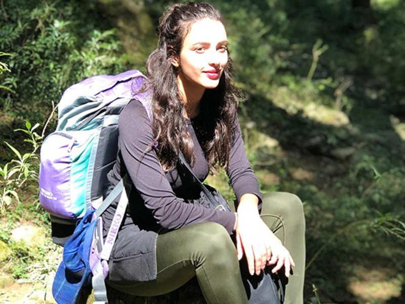 Tripti Dimri in Uttarakhand