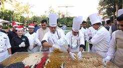 Cake mixing ceremony stirs festive frenzy in Jaipur