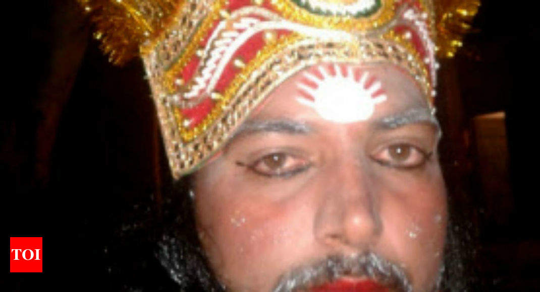 Amritsar tragedy: The 'Ravana' who died saving 8 lives - Times of India