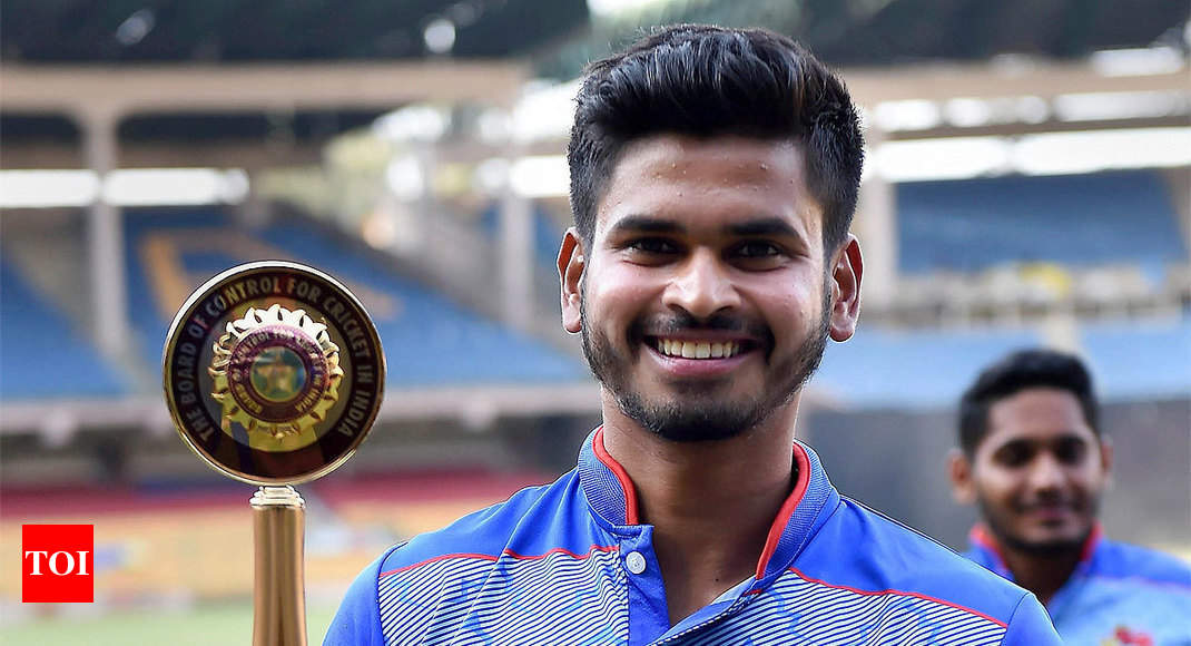 Team India Lacks Consistency Prior To World Cup Says: Vijay Hazare Trophy: We Gel Well As A Team, Says Shreyas