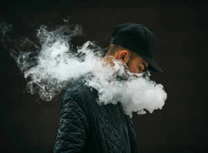 E-cigarette vaping may negatively affect skin wound healing