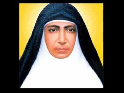 Blessed Mariam Thresia closer to sainthood | Kochi News - Times of ...