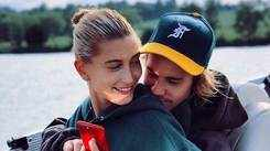 Hailey Baldwin trademarks married name 'Hailey Bieber'