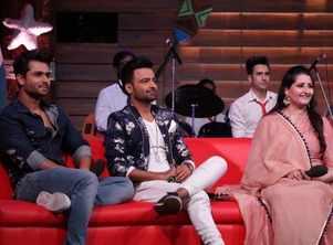 BB 12 Live: Shoaib, Manish and Bhuvaneshwari enter the show