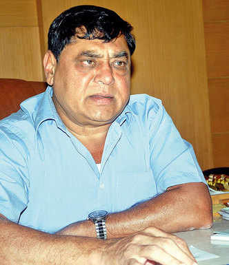 Sinhgad's Navale in hospital for chest pain