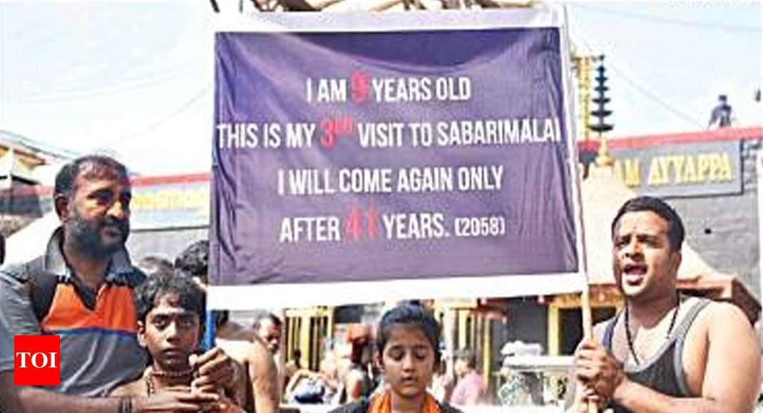 Sabarimala on alert as temple closes tonight