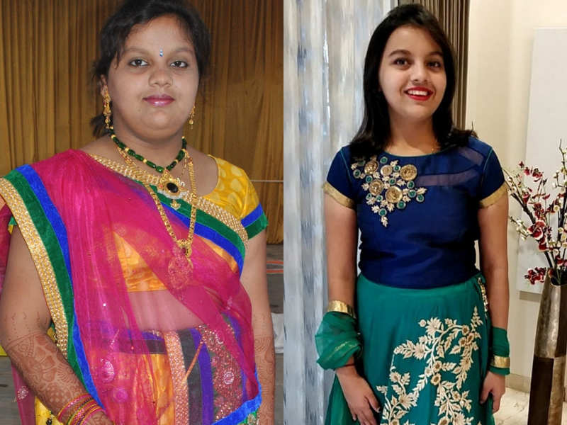 Weight Loss: These 3 things helped this girl lose 30 kilos (it does not include gym)