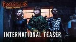Goosebumps 2: Haunted Halloween - Official Teaser