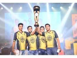 Mumbai team wins PUBG Mobile Campus Championship 2018