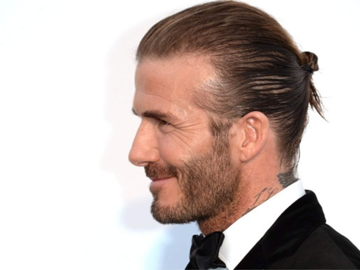 Men Here S How You Can Have A Man Bun Despite Really Short Hair Misskyra Com