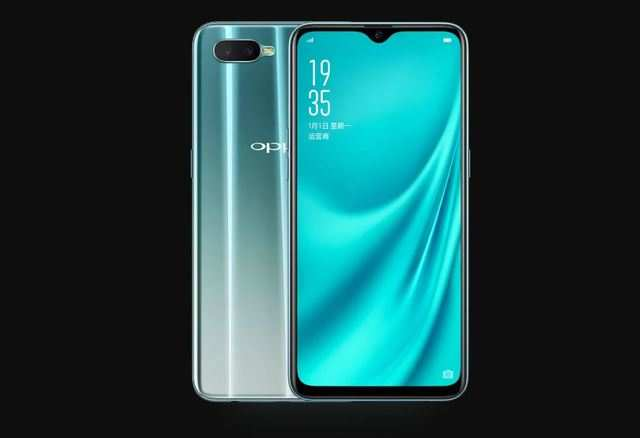 Oppo R15x launched in China: Price, specifications and more