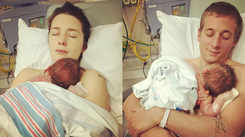 Jeremy Allen White and wife Addison Timlin welcome first child