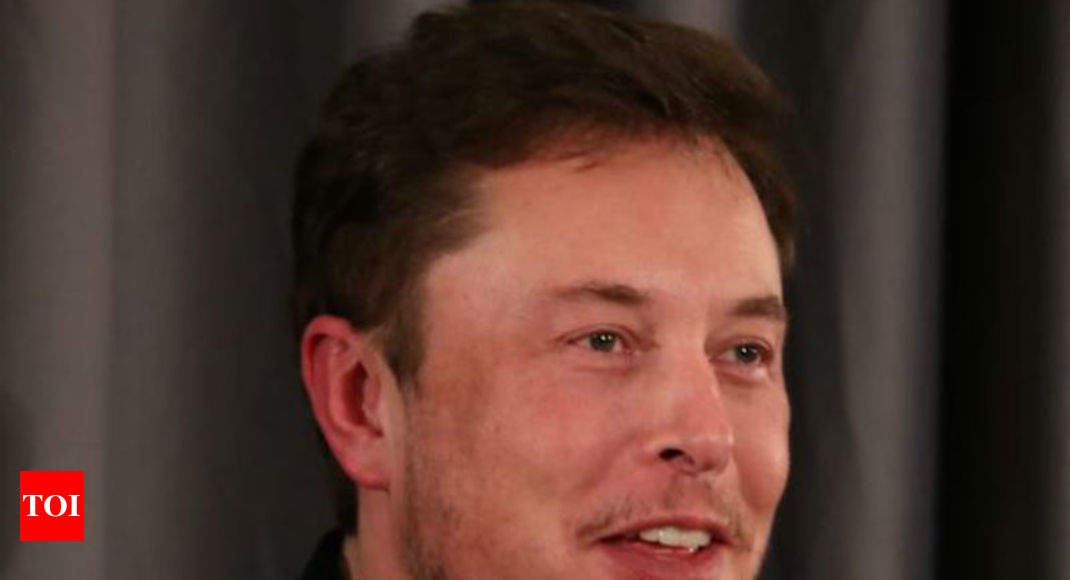 Twitter locked my account thinking it got hacked, says Elon Musk - Times of India