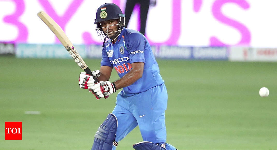 India national cricket team: Batting in middle-order is not