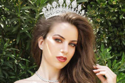 Maria Psilou crowned Miss Supranational Greece 2018
