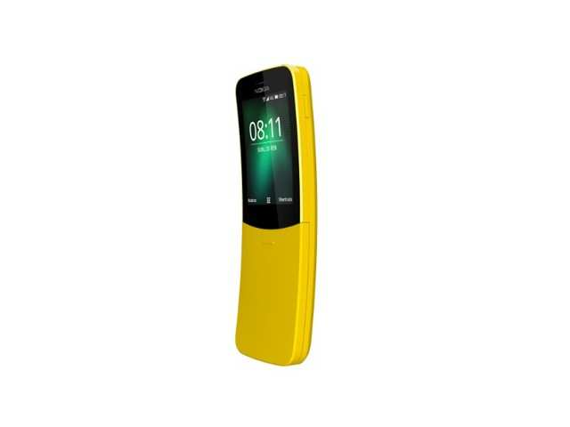 Nokia 8110 4G 'Banana Phone' is now available in India