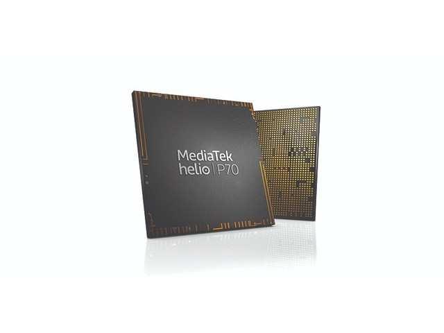 MediaTek announces Helio P70 with enhanced AI engine, and CPU and GPU upgrade