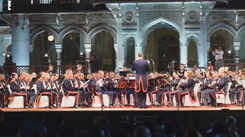 Swiss band wows Jaipur audience with desi tunes