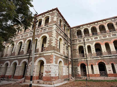 Colonial Barracks To Get Touch Of Freedom Delhi News Times Of India