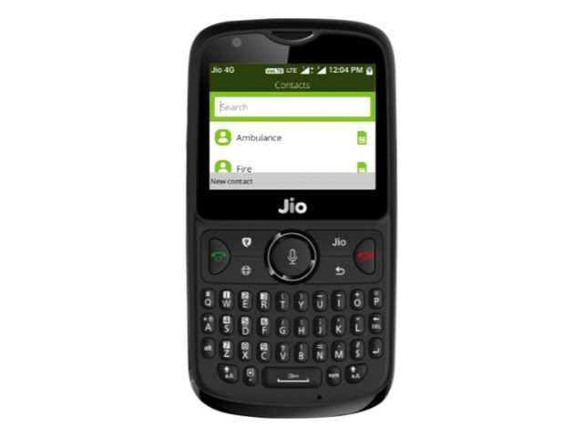 Reliance JioPhone 2 with QWERTY keypad to go on sale at 12pm today on Jio.com
