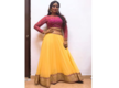 Photo: Poonam Dubey looks absolutely stunning in a traditional lehenga