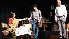 Play Raktpushp brings struggles of a woman on stage