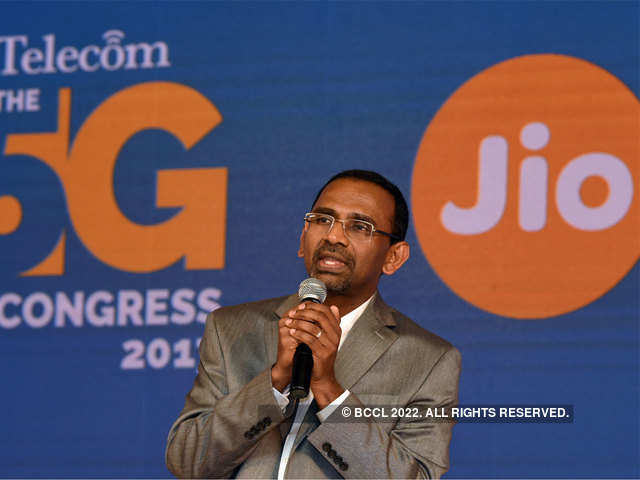 """""""There are still around 400 million Indians who use feature phone and hence tariff can't be raised to reach out to them,"""" Reliance Jio President Mathew Oommen said."""
