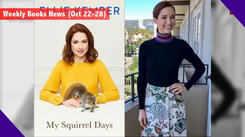 Weekly Books News (Oct 22-28)