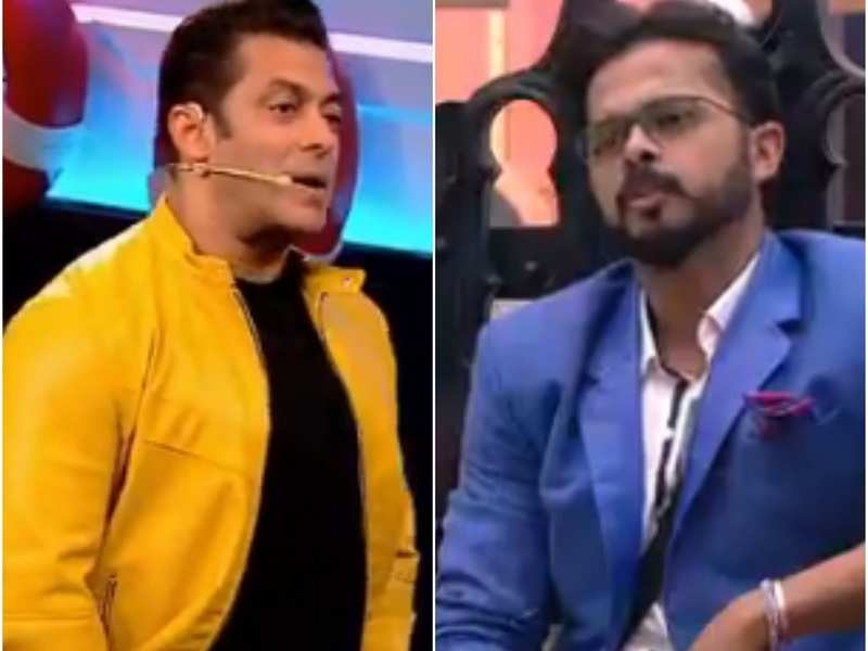 Bigg Boss 12 Weekend Ka Vaar Preview: Salman puts Sreesanth on the villain chair; calls him ridiculous