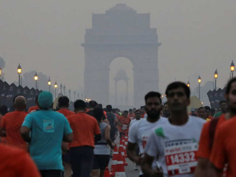 Don't run or jog for first 10 days of Nov, says CPCB panel
