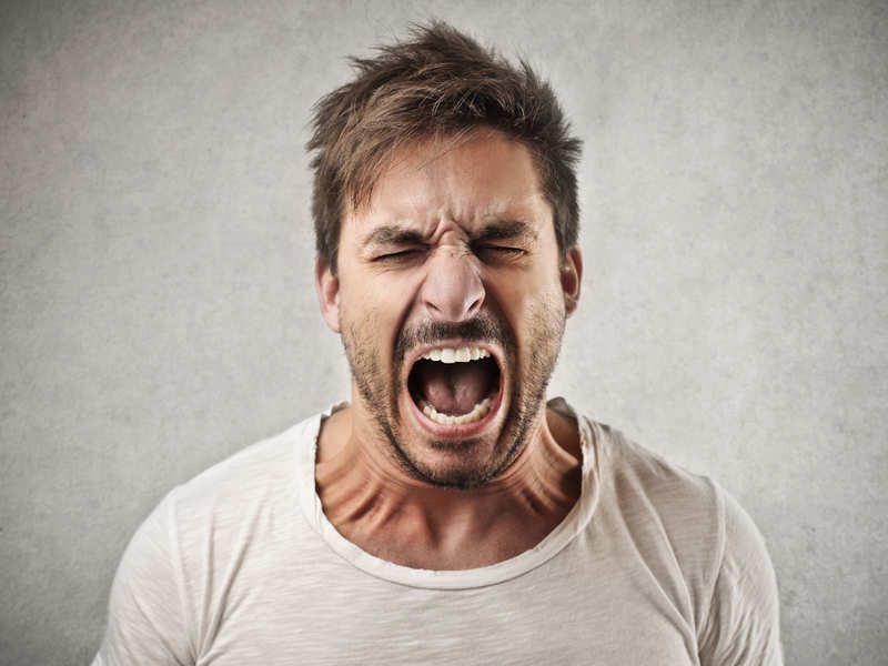 Short men likely to be angrier and violent, says research