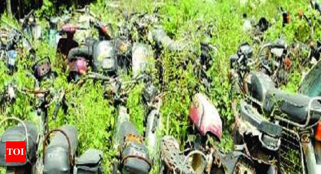 Police to get five acres to dump recovered vehicles | Bengaluru News