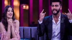 Arjun Kapoor has become closer to Janhvi Kapoor after 'Koffee With Karan'