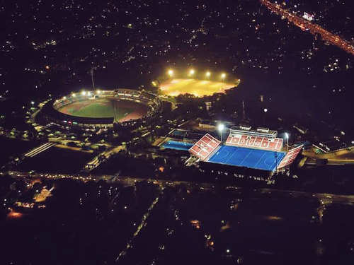 Old Bhubaneswar at the centre of city's makeover for Hockey World Cup