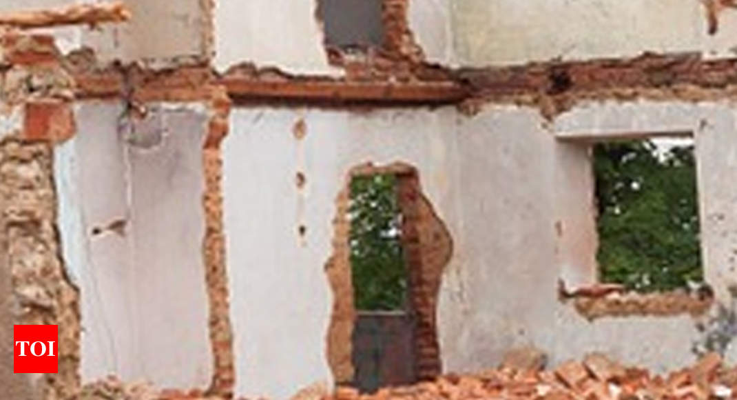 muzaffarnagar: 5 labourers hurt as under-construction